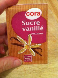 sucrevanillepacket